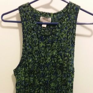 Forever 21 knitted top Sz Med